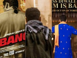 Salman Khan Back Pose Posters Including Tiger Zinda Hai