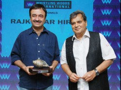 Will Rajkumar Hirani Play The Role Subhash Ghai Sanjay Dutt S Biopic