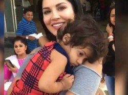 Sunny Leone Embraces Motherhood Adopts Baby Girl