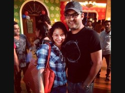 Sumona Chakravarti On Working With Krushna Abhishek