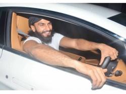 Ranveer Singh Gifts Himself A Car On His Birthday