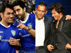 Ms Dhoni Birthday Special See Pictures With Bollywood Stars