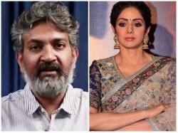 Baahubali Director Ss Rajamouli Regrets Talking About Sridevi S Salary
