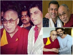Bollywood Stars With Dalai Lama See Pics