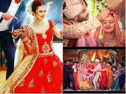 Divyanka Tripathi Dahiya Vivek Dahiya Wedding Pictures