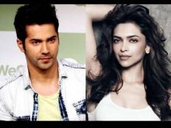 Deepika Padukone To Star Opposite Varun Dhawan In Shoojit Sircar Movie October