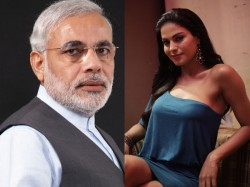 Bigg Boss Veena Malik Video On Pm Narendra Modi Israel Trip
