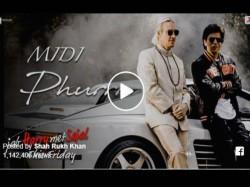 Shahrukh Anushka Starrer Jab Harry Met Sejal Phurr Song Out