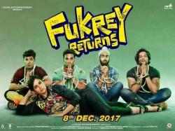 Fukrey Returns Crosses 80 Crore Mark At The Box Office