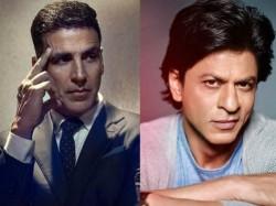 Akshay Kumar Beats Shahrukh 100 Crore Club