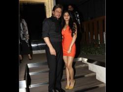 Shahrukh Khan Says He Is Shy Around Suhana