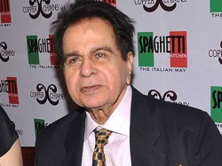Dilip Kumar Is Improving Now Says Doctor