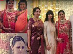 Esha Deol Turns Bride In Her Baby Shower See Most Stylish Pregnant