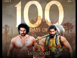 Baahubali 2 Completes 100 Days 2017 Blockbuster