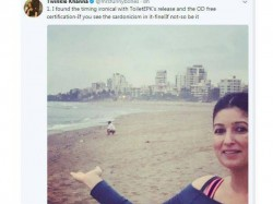 It Is Fine If People See Sardonicism In My Picture Says Twinkle Khanna