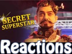 Secret Superstar Trailer Audience Reaction