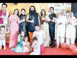 Gurmeet Ram Rahim Singh S Wife S Photo Goes Viral On The Internet