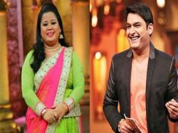 Bharti Singh Said Not Kapil Sharma But My Show Is Super Hit