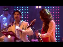 Shaan And Shruti Pathak Melodious Performance In Mix Tape