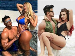 Actor Sahil Khan Shared Pictures With Bold Bikini Babes