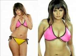 Actress Sapna Sapu Bold Naked Pictures Create Sensation