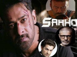 Baahubali Star Prabhas Selected Three Villains Saaho