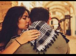Katrina Kaif Salman Khan New Still From Tiger Zinda Hai