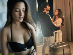 Actress Riya Sen Pulls Down Her Co Actor Pant Left Him Naked