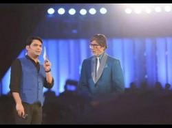 Kapil Sharma Shoot With Amitabh Bachchan Kaun Banega Crorepati