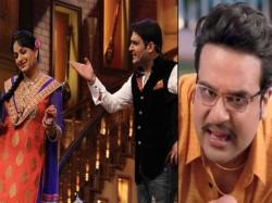 Upasana Singh Enter Krushna Abhishek The Drama Company