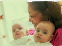 Karan Johar Shares First Pic Of His Kids Yash And Roohi