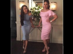 Kareena Kapoor Karisma Kapoor Doing Project Together See Pic