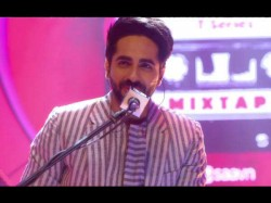 Ayushmann Khurranas Performance In Mixtape Episode 17 Is Breaking The Internet