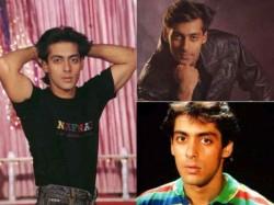 Salman Khan Old Rare Pics Of 90s