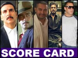 Salim Khan Chooses Akshay Kumar Over Salman Shahrukh Ajay Aamir