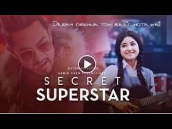 Secret Superstar Trailer Aamir Khan Zaira Wasim