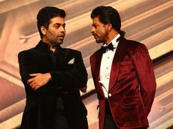 Karan Johar Talks About Doing Film With Srk