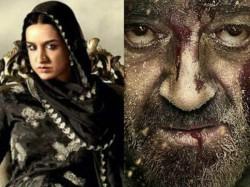 Shraddha Kapoor Haseena Biopic Clash With Sanjay Dutt S Bhoomi