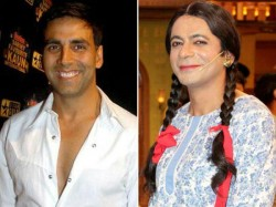 Sunil Grover Replace Elli Avram As Host On Laughter Show