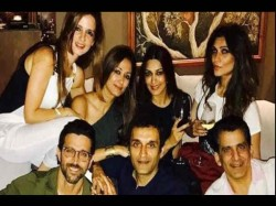 Hrithik Roshan And Sussanne Khan Are Chilling Like Best Friends
