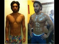 Ranveer Singh Body Transformation Will Shock You