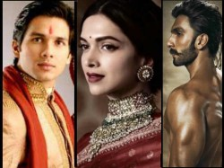 Does Shahid Kapoor Have Only Cameo Padmavati