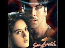 Akshay Kumar Movie Sangharsh Clocks 18 Years