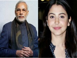Pm Modi Invites Anushka Sharma To Be A Part Of Swachh Bharat Abhiyan