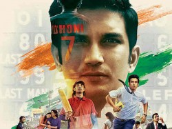 Ms Dhoni The Untold Story Clocks 1 Year