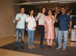 Kangana Ranaut Spotted With Family In Mumbai
