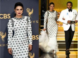 Priyanka Chopra Stuns At Emmy Awards