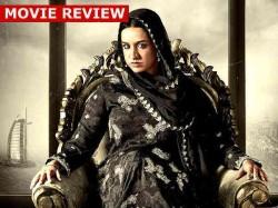 Haseena Parkar Movie Review Story Plot And Rating