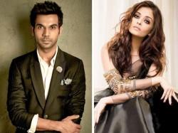 Aishwarya Rai Says No To Intimate Scenes With Rajkummar Rao In Fanney Khan