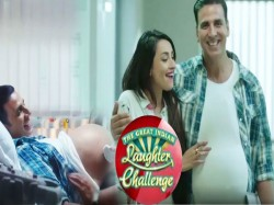 Akshay Kumar New Promo The Great Indian Laughter Challenge